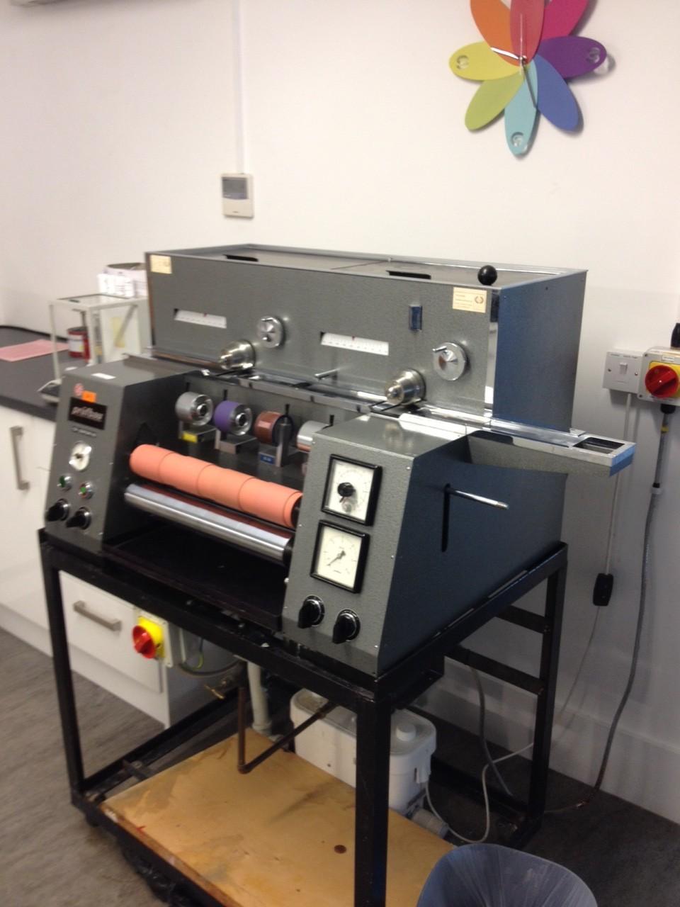 Printability Tester Calibration Amp Service Prufbau Igt