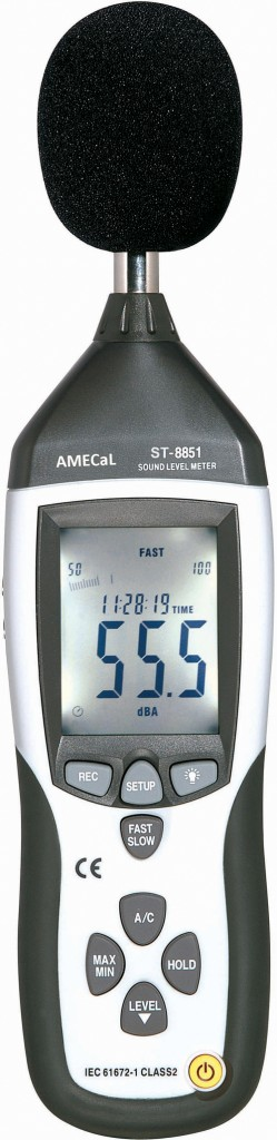 ST-8851 Sound Level Meter Amecal