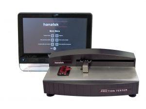Coefficient of Friction Tester / COF Tester Hanatek