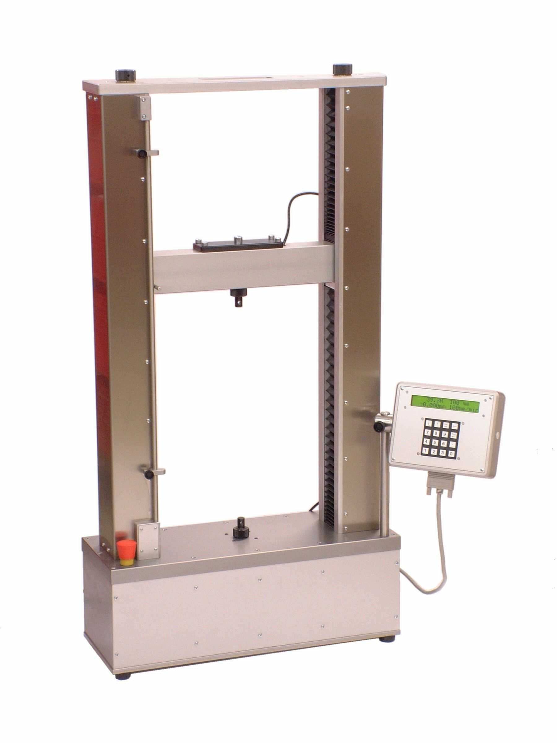Instrument And Machine Testers : Tensile tester universal testing machine aml instruments