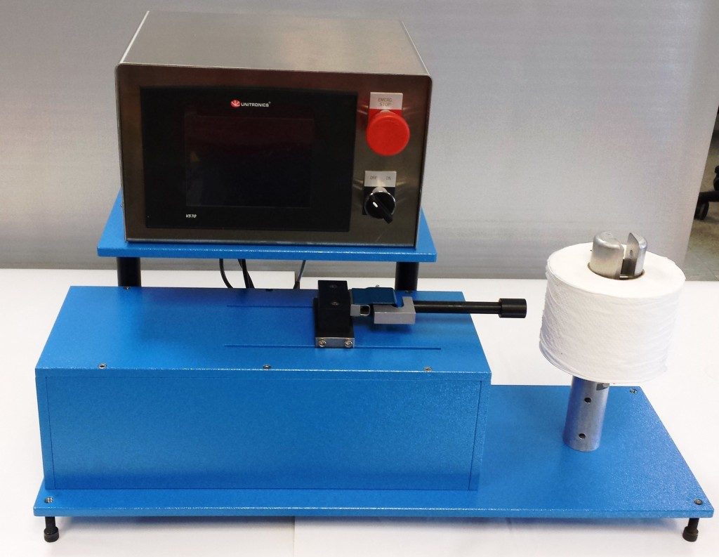 Roll Density Tester Kershaw