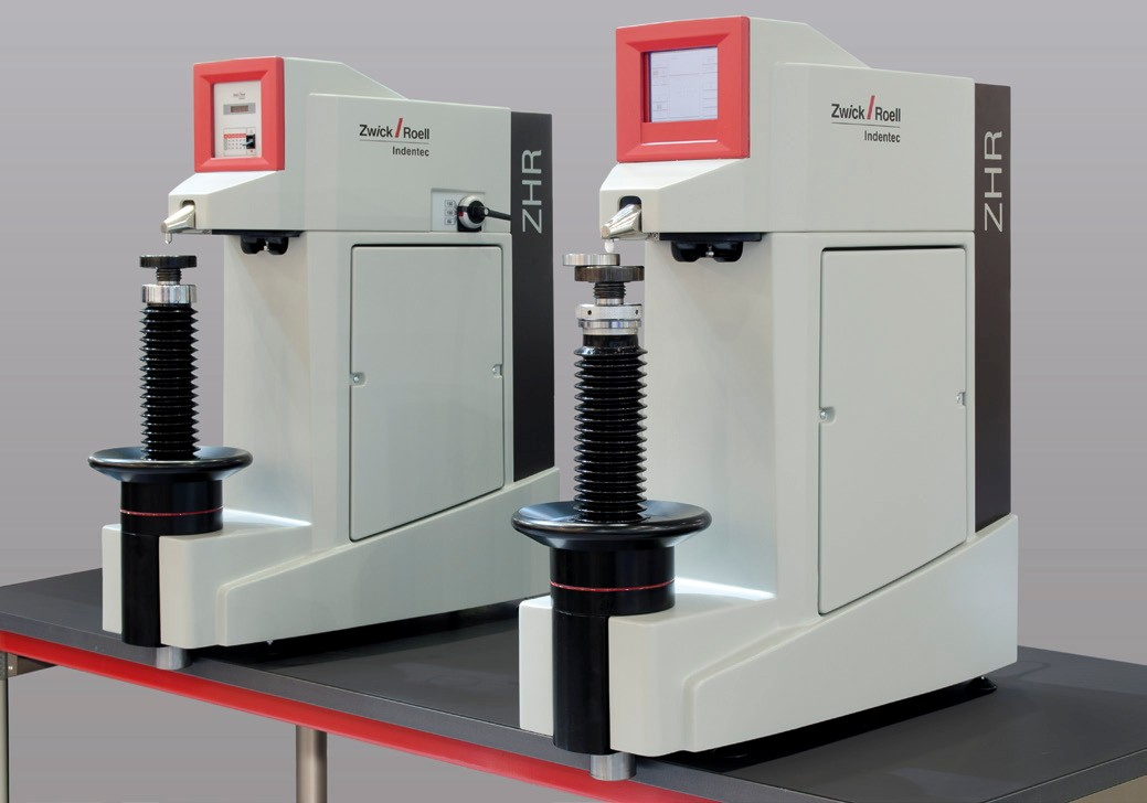 Instrument And Machine Testers : Rockwell hardness tester zwick roell indentec aml