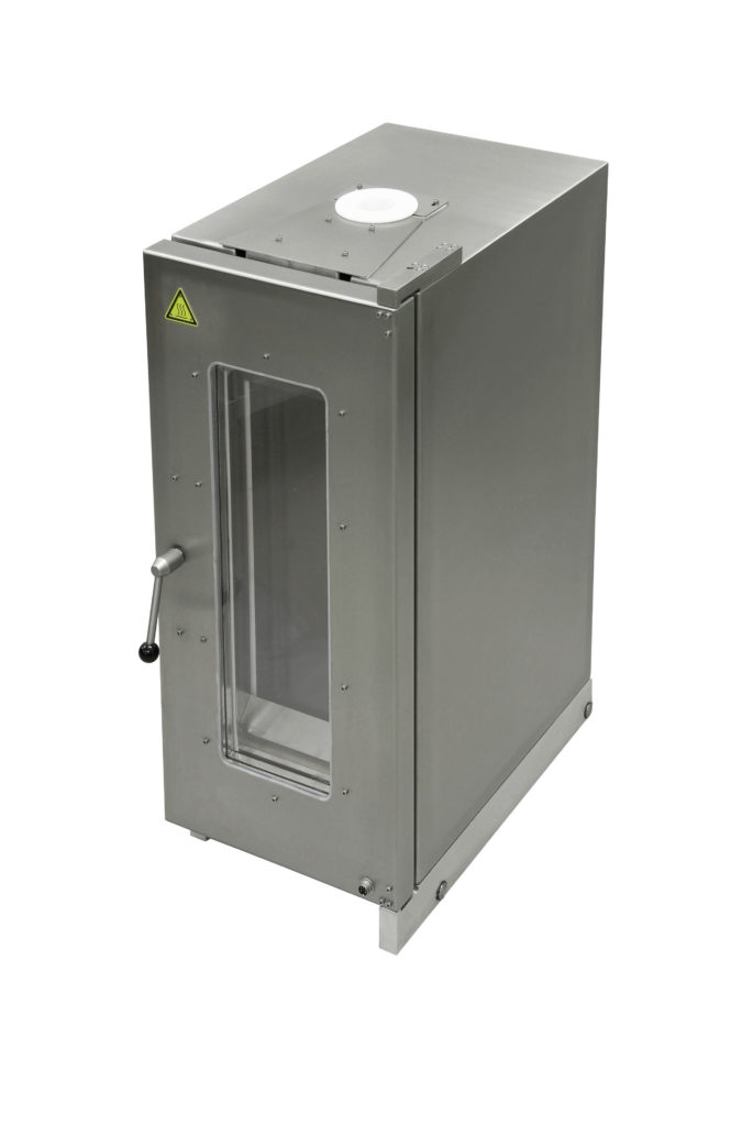 TEMPERATURE / ENVIRONMENTAL CHAMBERS FOR TENSILE TESTERS