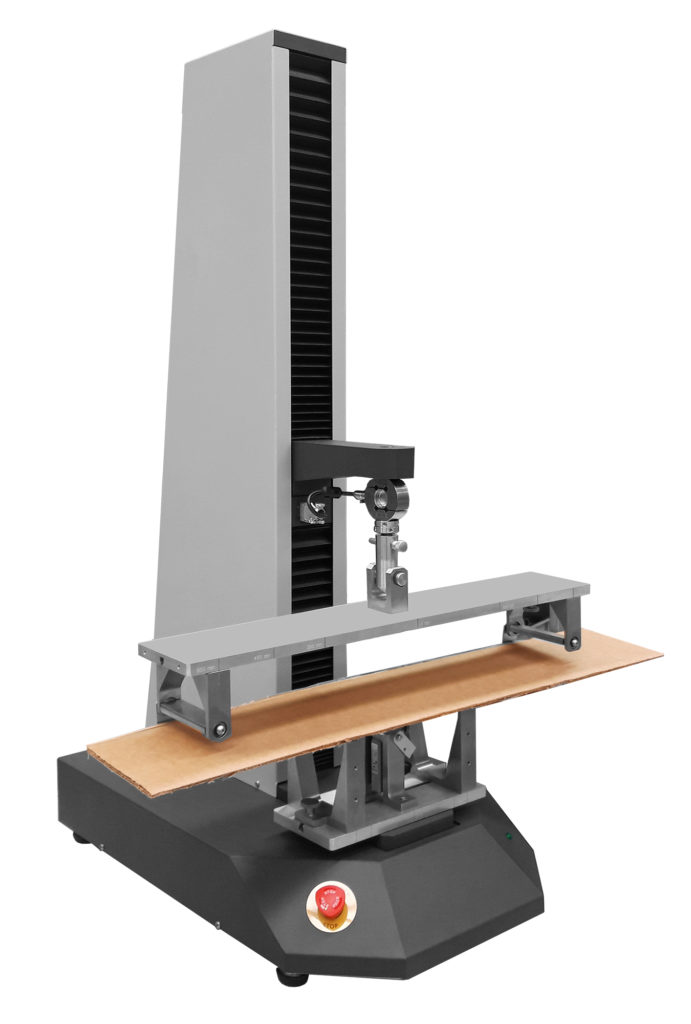 4-Point Bending Stiffness Tester ISO 5628 / DIN 53121