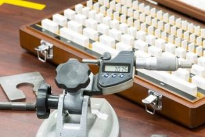 Dimensional Calibration Micrometer Calibration
