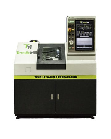 Round Specimen Preparation Machine